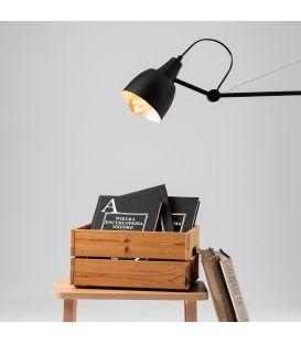 Sieninis šviestuvas ARSEN Black 1031C1