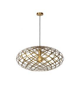 Pakabinamas šviestuvas WOLFRAM Ø65 Gold 21417/65/02