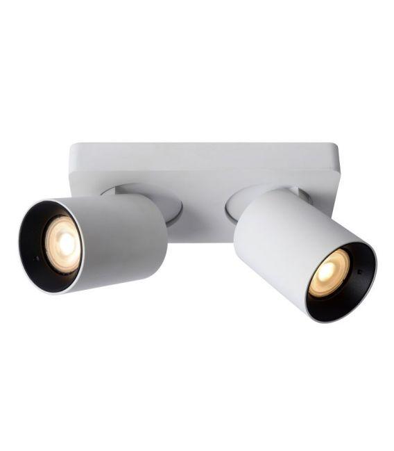 Lubinis šviestuvas NIGEL 2 White Dimeriuojamas 09929/10/31