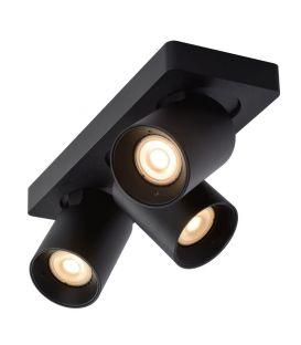 Lubinis šviestuvas NIGEL 3 Black Dimeriuojamas 09929/15/30