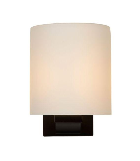 Sieninis šviestuvas JENNO Black IP44 04204/01/30