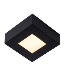 8W LED Lubinis šviestuvas BRICE Black IP44 Dimeriuojamas 28117/11/30