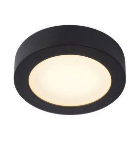 11W LED Lubinis šviestuvas BRICE Black IP44 Dimeriuojamas 28116/18/30