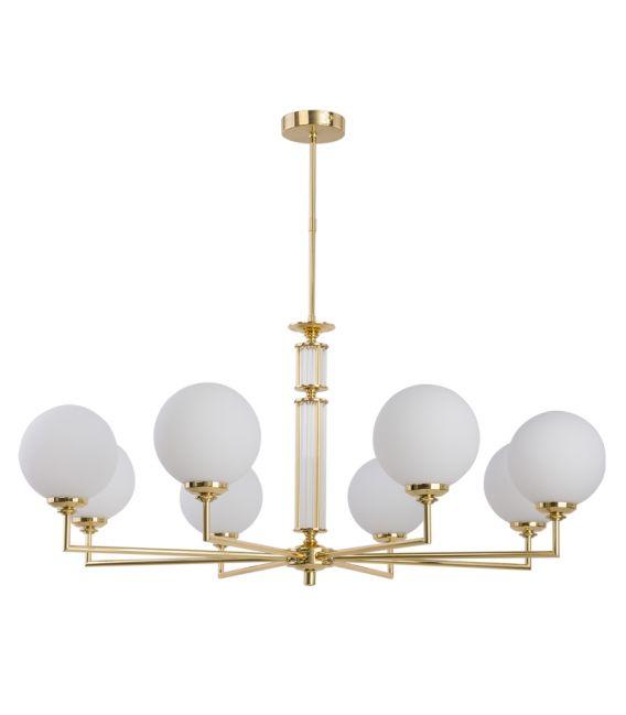 Pakabinamas šviestuvas ARTU GLASS Gold ART-ZW-8(Z)G