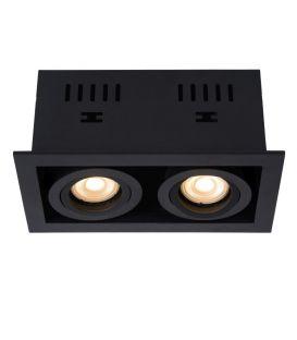 Įmontuojamas šviestuvas CHIMNEY Black 09926/02/30