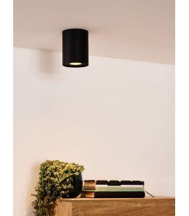 Lubinis šviestuvas TUBE Black 22952/11/30