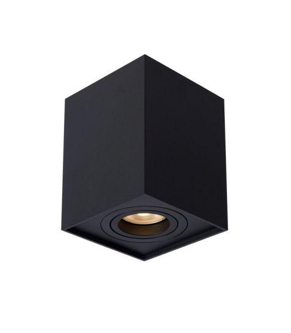 Lubinis šviestuvas TUBE Black 22953/01/30