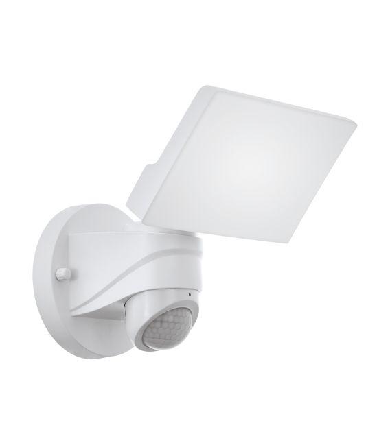 13W LED Šviestuvas su judesio davikliu PAGINO White IP44 98177