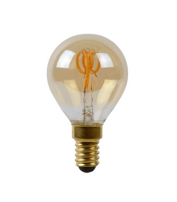 LED LEMPA 5W E14 Dimeriuojama Amber Ø4.5 49046/03/62