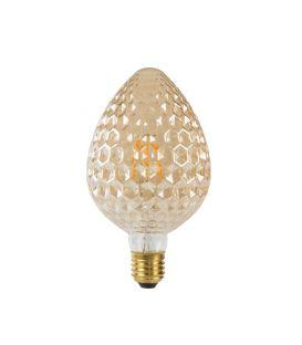 LED LEMPA 6W E27 Amber Ø9.5 80105/06/62
