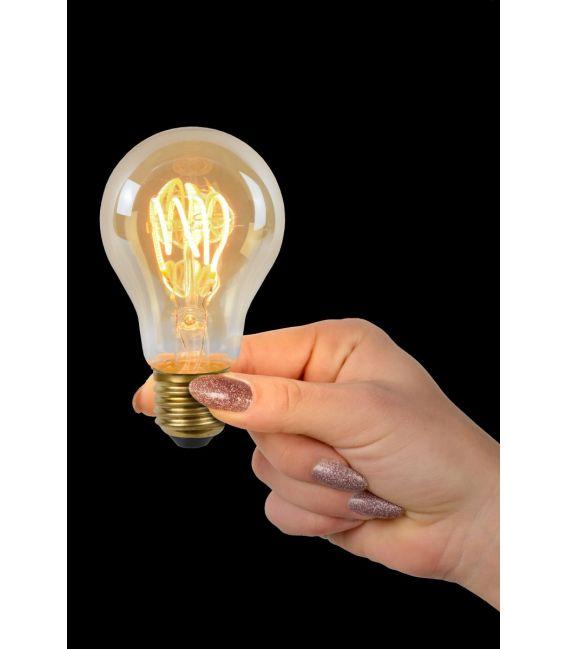 LED LEMPA Sensorinė 4W E27 Amber 49042/04/62