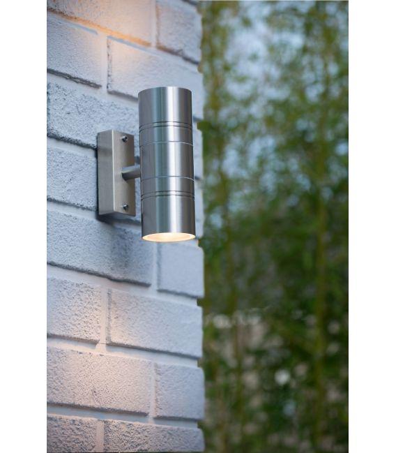 Sieninis šviestuvas ARNE-LED Satin Chrome IP44 14867/11/12