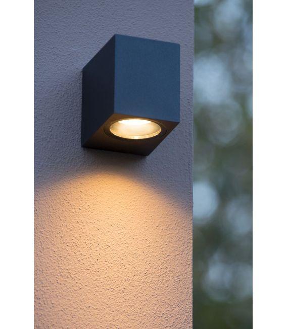 Sieninis šviestuvas ZORA LED IP44 22860/05/30