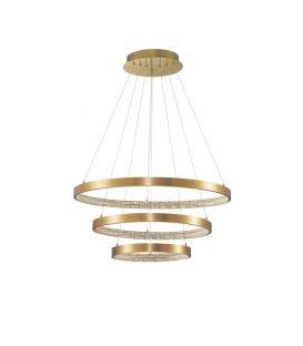 112W LED Pakabinamas šviestuvas PRESTON Dimeriuojamas 9862853