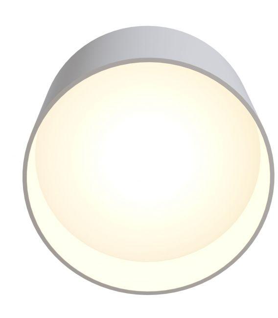 12W LED Lubinis šviestuvas PLANET White C009CW-L12W