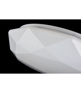 Lubinis šviestuvas CRYSTALLIZE LED Ø39 MOD999-04-W