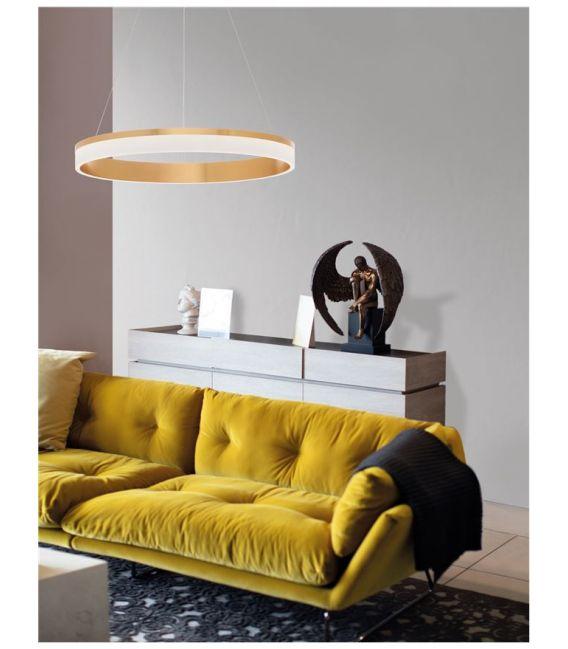 30W LED pakabinamas šviestuvas COURTEZ Ø40 Gold 9818482