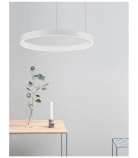 40W LED Pakabinamas šviestuvas MOTIF White Ø60 9190740