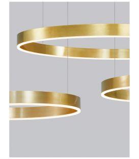 40W LED Pakabinamas šviestuvas MOTIF Gold Ø60 9190640