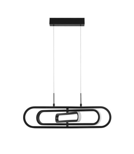 50W LED Pakabinamas šviestuvas ARTE Black 9110351