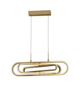 50W LED Pakabinamas šviestuvas ARTE Gold 9110352
