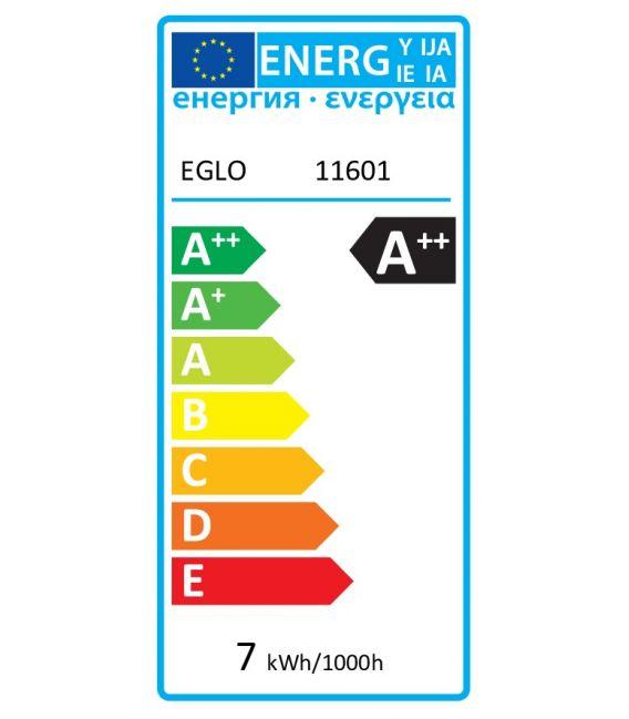 LED LEMPA 7W E27 2700K 11601