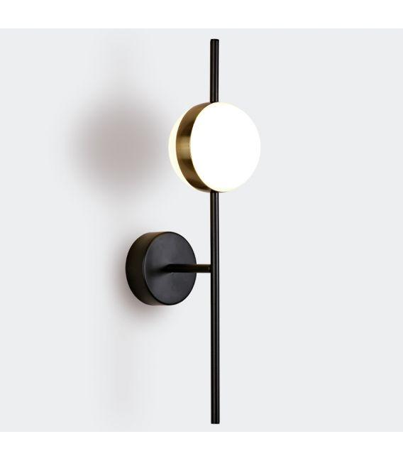 8W LED Sieninis šviestuvas CUBA 7163