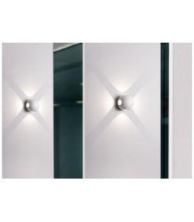 4W LED Sieninis šviestuvas COMO White IP54 852436