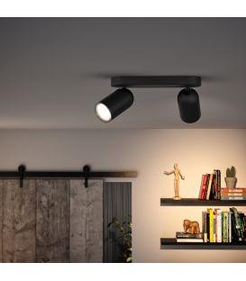 Lubinis šviestuvas PONGEE Black 50582/30/PN