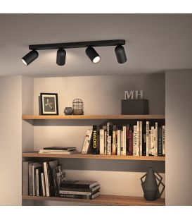 Lubinis šviestuvas PONGEE Black 50584/30/PN