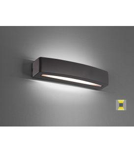 12W LED Sieninis šviestuvas RIO Dark gray IP54 4223301