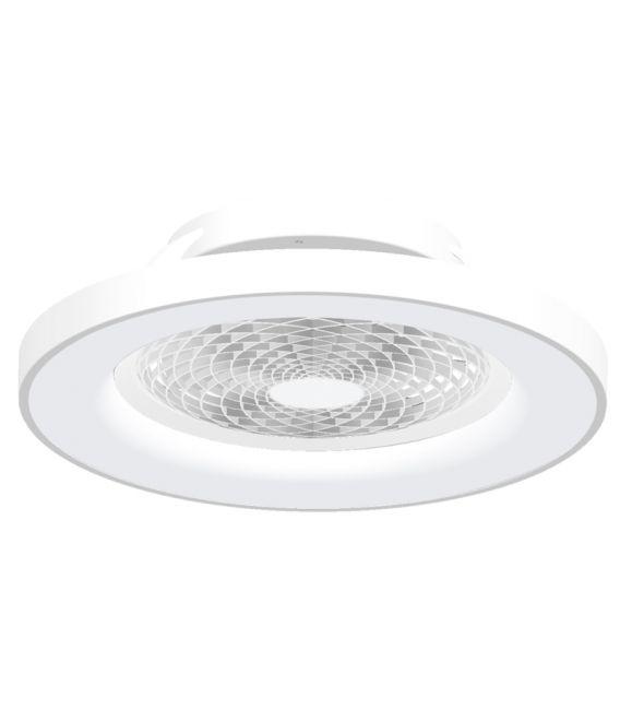 70W LED Šviestuvas su ventiliatoriumi TIBET White Dimeriuojamas 7123
