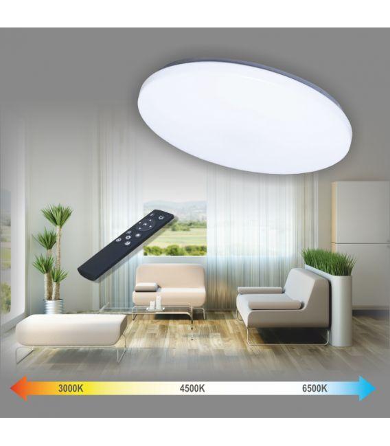 96W LED Lubinis šviestuvas Ø59 Dimeriuojamas 6004000058