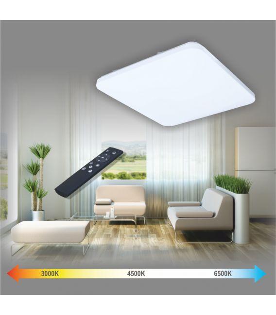 72W LED Lubinis šviestuvas Dimeriuojamas 6004000075