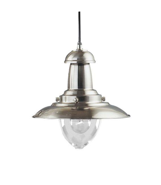 Pakabinamas šviestuvas FISHERMAN Ø32cm 4301SS