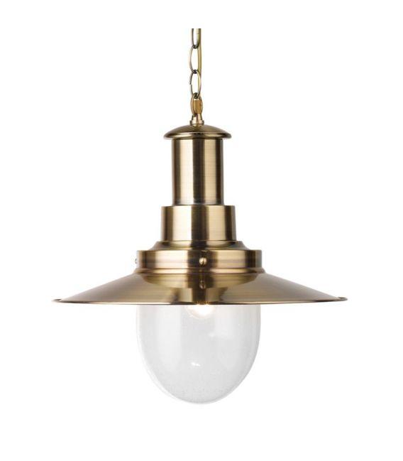 Pakabinamas šviestuvas FISHERMAN Ø40cm 5301AB