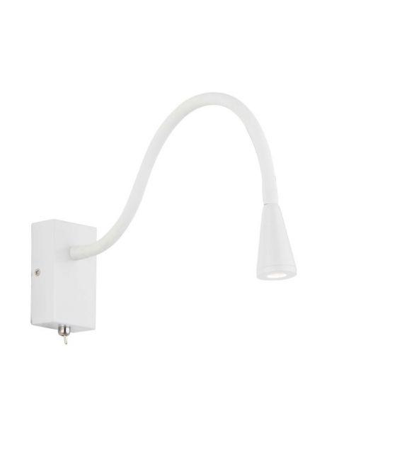 3W LED Sieninis šviestuvas KOKO White 4157501