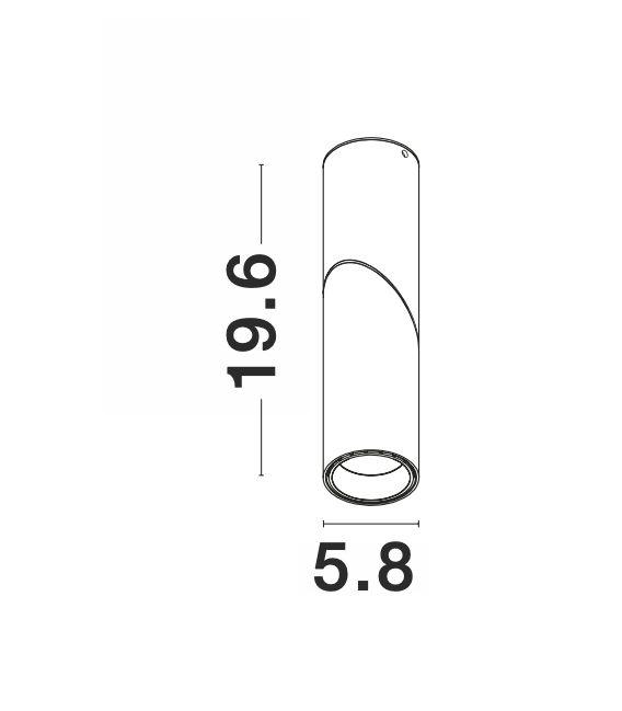 Lubinis šviestuvas BOSTON 9441182