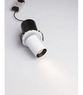 12W LED Įmontuojamas šviestuvas PIN White IP32 9232130