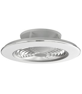 70W LED Šviestuvas su ventiliatoriumi ALISIO Silver Dimeriuojamas 6706