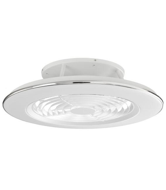 70W LED Šviestuvas su ventiliatoriumi ALISIO White Dimeriuojamas 6705