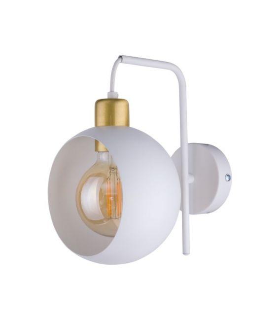 Sieninis šviestuvas CYKLOP White 2740
