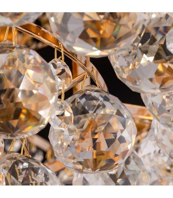 Lubinis šviestuvas Karolina Ø41cm DIA120-06-G