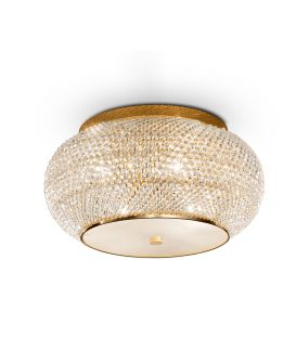 Lubinis šviestuvas PASHA PL6 Gold 100807