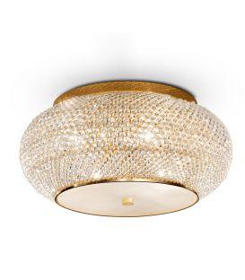 Lubinis šviestuvas PASHA PL10 Gold 100791