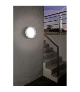 8.2W LED Sieninis šviestuvas ONTANEDA White IP44 94785