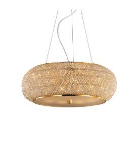 Pakabinamas šviestuvas PASHA SP14 Gold 164984