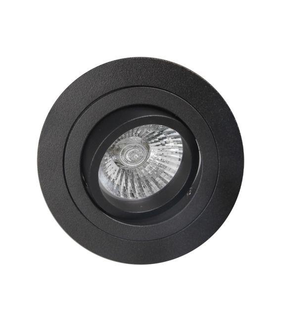 Įmontuojamas šviestuvas BASICO Black C0007