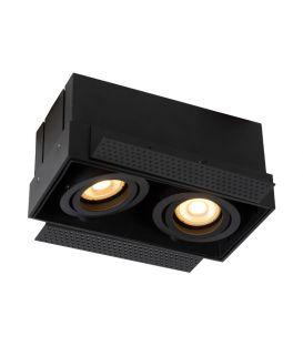 Įmontuojamas šviestuvas TRIMLESS 2 Black 09925/02/30