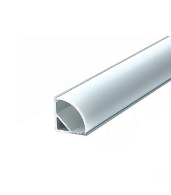 Matinis dangtelis profiliui SR16 1 metras PROF-DFR-SR16-1M
